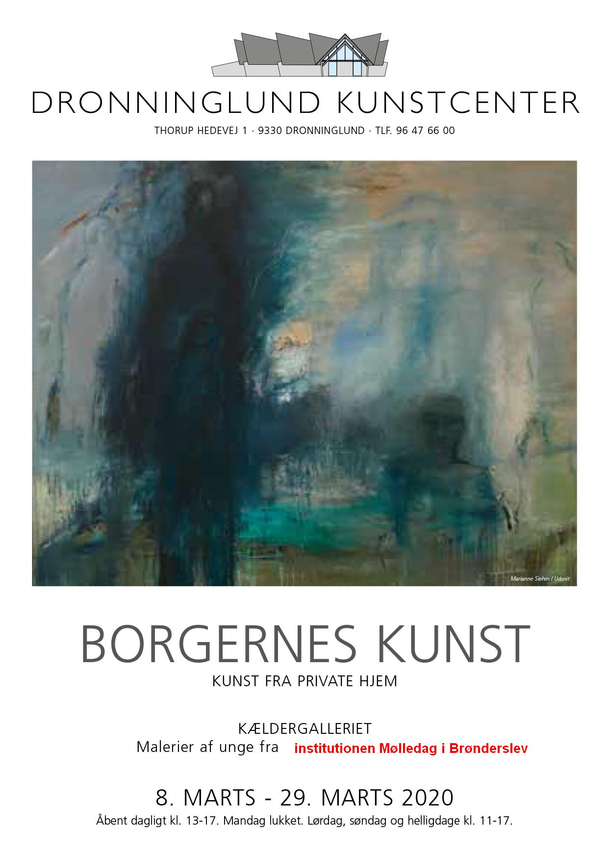 30787 - A6 postkort Borgernes Kunst 2020ny